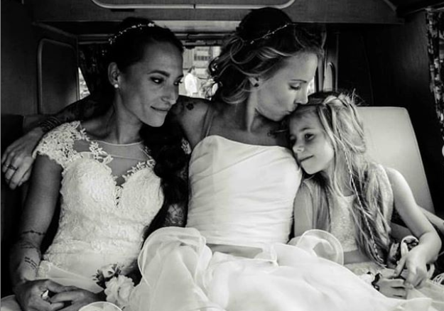 ser mama lesbiana por adopción